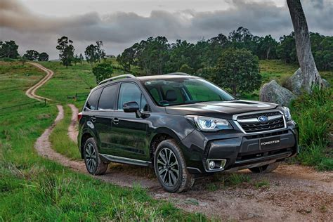 subaru forester 2016 black 2016 subaru forester pricing and specifications photos