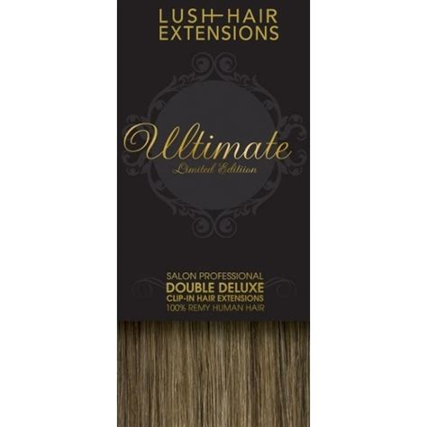 lush clip in hair extensions 18 quot clip in human hair extensions ultimate 8 27
