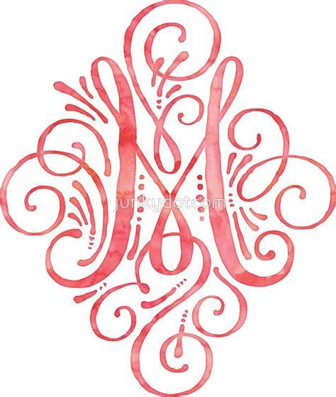 alphabet tattoo monogram 111 best monogram m images on pinterest letters