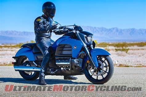Honda Valkyrie Review by 2014 Honda Valkyrie Power Cruiser Look Review