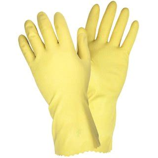 Non Reusable Kitchen Gloves by Reusable 2 Pair Gloves Washing Cleaning Kitchen