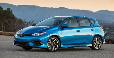 toyota scion 2016 scion im toyota auris hatchback for the usa image