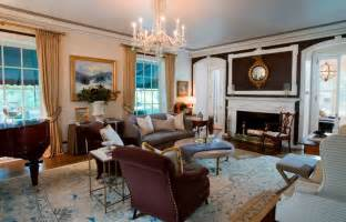 Hartford ct governor s mansion traditional living room new