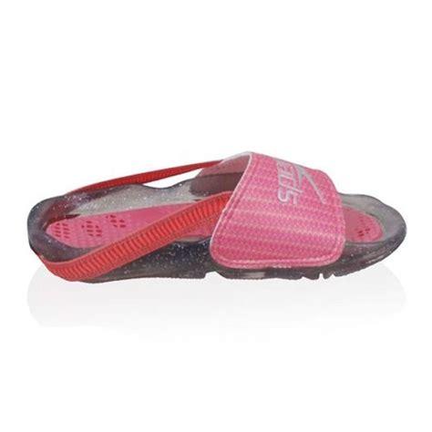 speedo sandals sporty clothing speedo infants pink zoom sandals