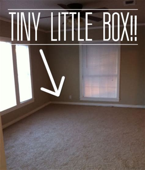 living in a box room in your before after decorating a quot tiny box quot of a living room great idea for the small space i ll