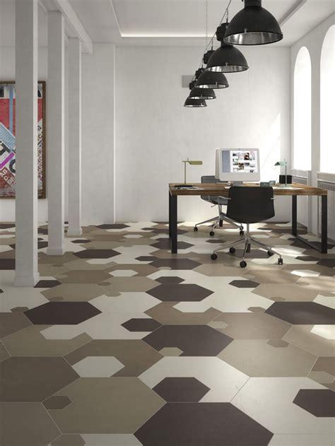 piastrelle esagonali piastrelle esagonali atmosfere vintage spazio soluzioni
