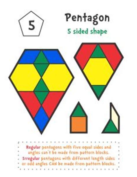 pattern block blackline masters printable pattern blocks shape templates math