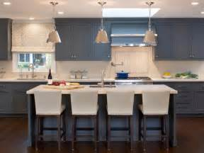 Kitchen Island With Stools Kitchen Island Bar Stools Pictures Ideas Amp Tips From