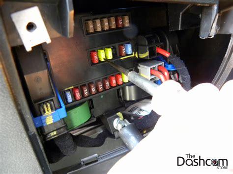 2015 Dodge Ram ProMaster BlackVue DR650GW 2CH Dashcam