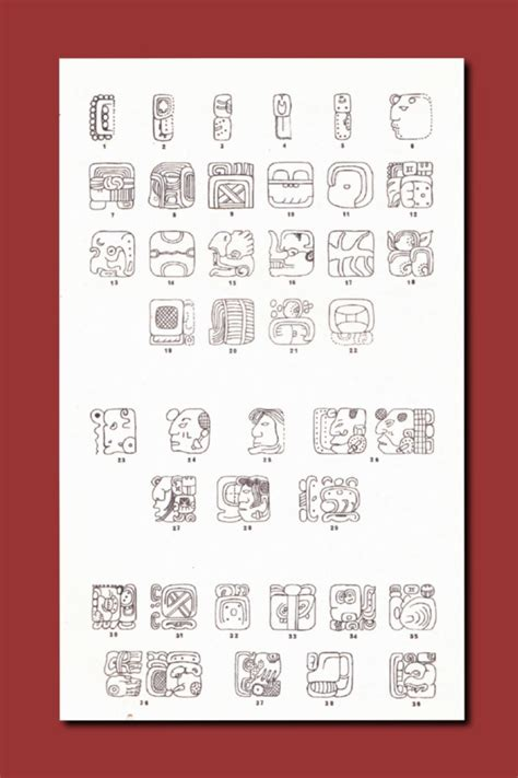 imagenes mayas con significado calendario maya y su significado newhairstylesformen2014 com