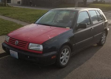 97 Volkswagen Golf by 1997 Volkswagen Golf For Sale 13 Used Cars From 795