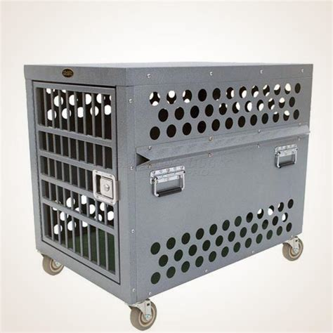 aluminum crate zinger 4000 professional 36 quot heavy duty crate