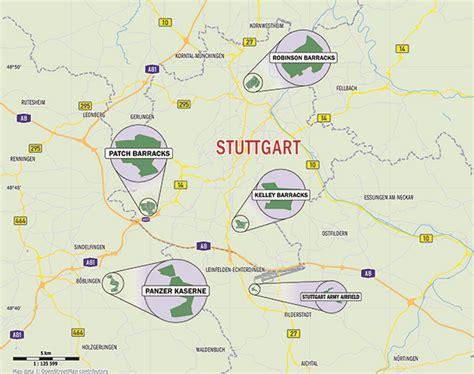 stuttgart map germany introduction to the stuttgart area stuttgartcitizen