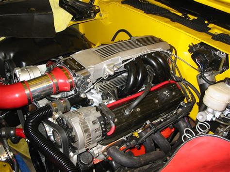 camaro 350 tpi engine who has painted their tpi intake third generation f