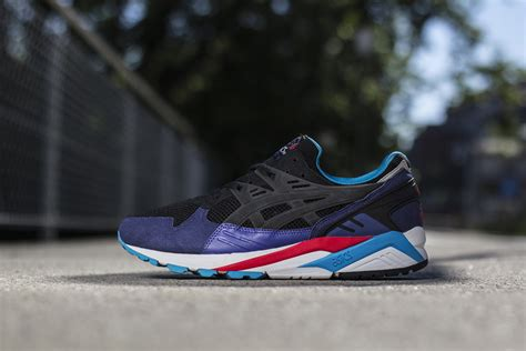 Asics Gel Kayano Trainer asics gel kayano trainer purple blue sbd
