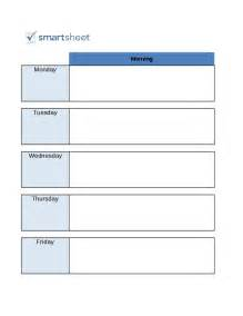 Template Schedule Weekly by Weekly Schedule Excel Template M F Hashdoc