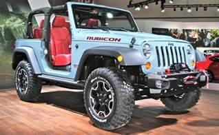 2012 la 2013 jeep wrangler rubicon 10th anniversary