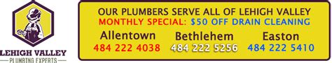 Plumbing Allentown Pa by Lehigh Valley Plumbing Experts One Place For The Best