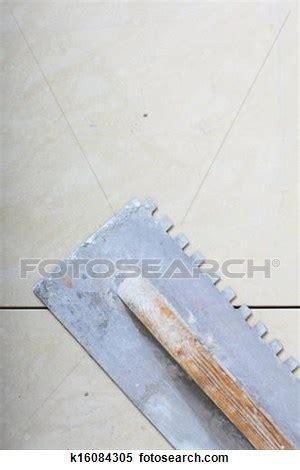 tile flooring tools clipart
