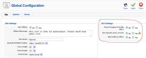 joomla ajax tutorial dhafiq sagara url seo friendly pada joomla tutorial