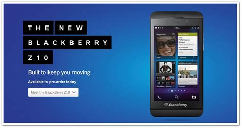 Handphone Blackberry Z10 Di Malaysia blackberry to hit singapore and malaysia in march