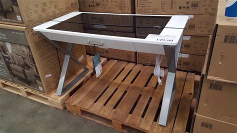 costco standing desk costco white writing desk that looks like a iphone