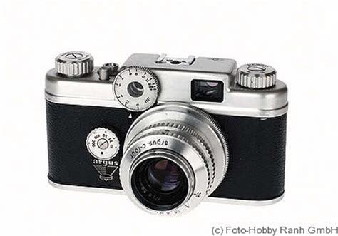 argus: argus c4 price guide: estimate a camera value