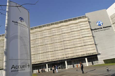 Audencia Nantes Mba by Audencia Nantes南特经济管理学院 排名高商 新欧洲留学 法国最大留学网站 申请公立 高商 工程