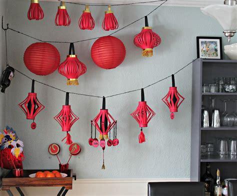 decorating diy modern chinese new year decoration paper 8 stylish and easy chinese new year decorations