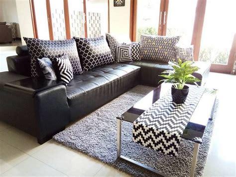 sofa bed terbaru  ruang tamu kecil  gambar