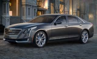 All Cadillacs 2016 Cadillac Ct6 Photos And Info News Car And Driver