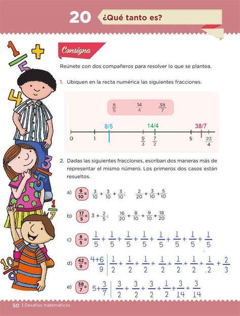 pagina 116y117del libron matemsticas quinto grado contestado 191 qu 233 tanto es desaf 237 o 20 desaf 237 os matem 225 ticos quinto