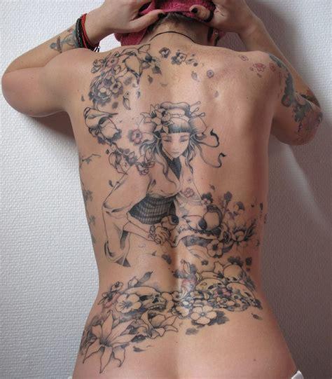 back tattoo what to wear women back tattoos elegant modern wedding dress
