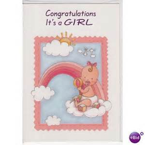 congratulations for birth of new baby card 2