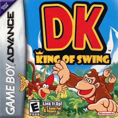 dk swing dk king of swing box shot for game boy advance gamefaqs