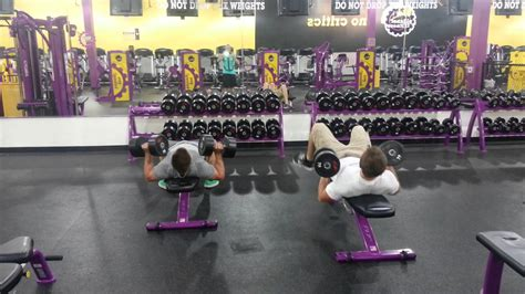 Planet Fitness when lunk at planet fitness