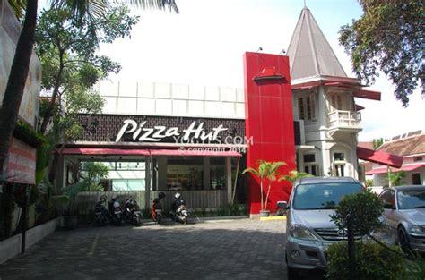 pizza hut jl sudirman tempat makan  jogja