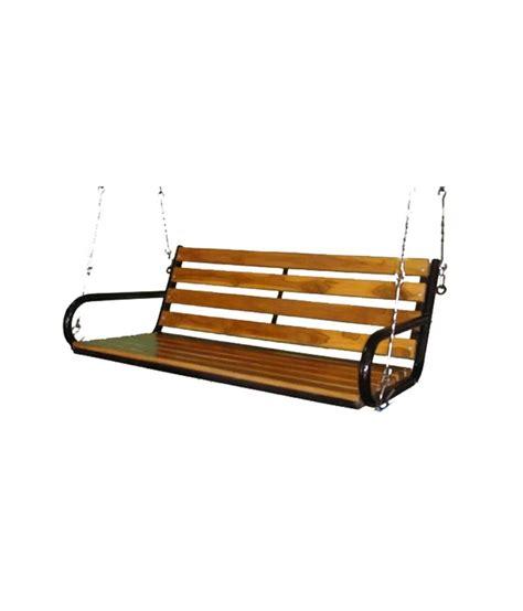 kaushalendra garden zula wooden indoor hanging swing buy