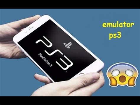 ps3 emulator for android ps3 emulator for android
