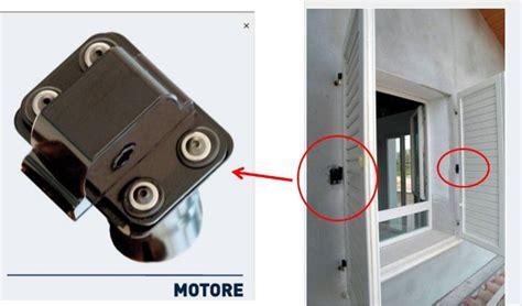 automatismo per persiane casa immobiliare accessori automazione scuri
