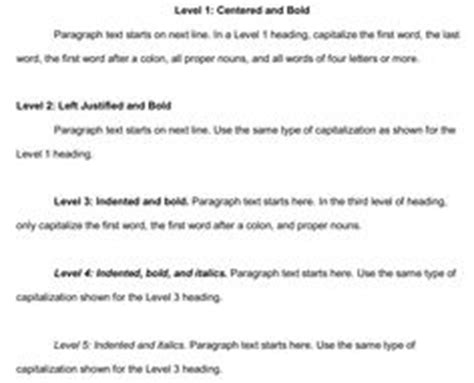 essay basics format  references page   style