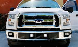 Ford F150 Lights 2015 Up Ford F 150 Cree High Power Led Fog Light Kit