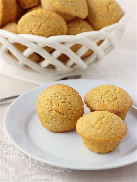 corn mini muffins mini cornbread muffins recipe dishmaps