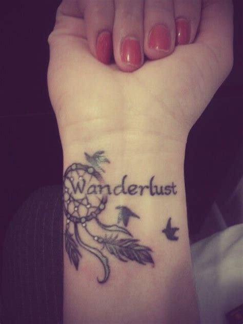 tattoo wrist wanderlust 32 adventurous tattoo designs for travel addicts sortra