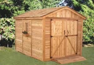 Sunsetter Awnings Review 8 X 12 Spacemaker Cedar Storage Shed Sm812