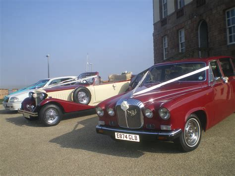 Border Wedding Car Hire by Coldstream Classic Cars