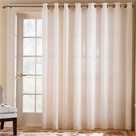 cheap white sheer curtains cheap thermavoile grommet top curtain two 54 quot x63 quot panels