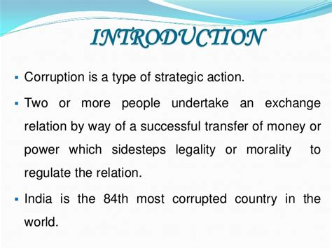 My Vision Of Corruption Free India Essay by Apa Essay Exle Dijck Info