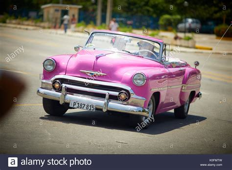 pink convertible cars pink convertible car stock photos pink convertible car