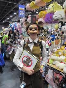 Freddy fazbear mcm expo 2014 fnaf cosplay by ieatcreepypasta on